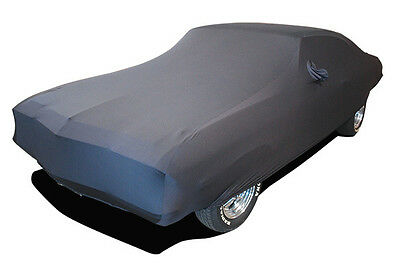 New 1968-72 Chevrolet Chevelle SS 2 door Coupe Indoor Car Cover - Black