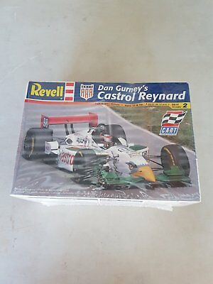 Revell 1/24 Dan Gurney Castrol Reynard Cart race car Model Kit