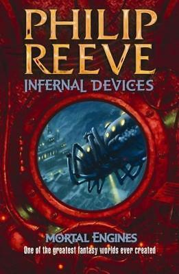 NEW Infernal Devices : Mortal Engines 3 By Philip Reeve Paperback Free Shipping