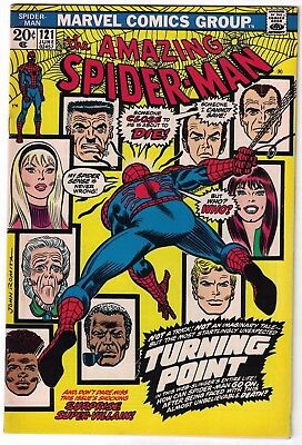 The Amazing Spider-Man #121 FN