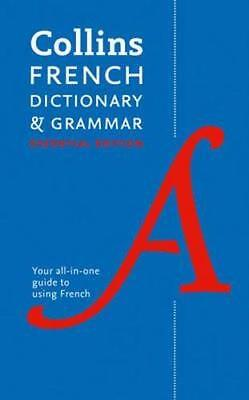 NEW Collins Essential French Dictionary and Grammar By Collins Paperback
