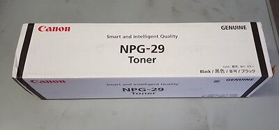 Genuine Canon Laser Toner Cartridge NPG-26 Black