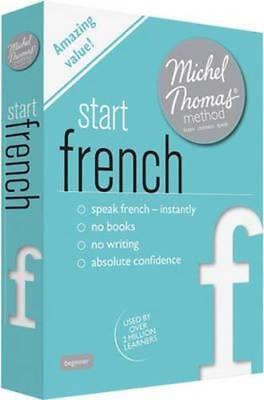 NEW Start French with the Michel Thomas Method By Michel Thomas Audio CD