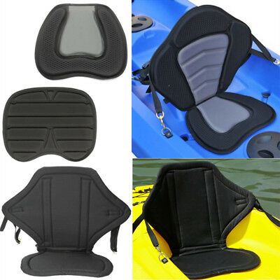 Comfortable Soft Padded Kayak Seat Cushion For Outdoor Kayak Canoe Dinghy Boat