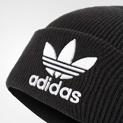 Adidas Originals Trefoil Beanie - Black