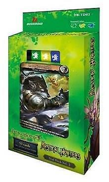 NEW Dragoborne TCG - Mystical Hunters Starter Deck - Factory Sealed trial