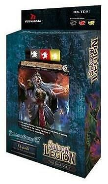 NEW Dragoborne TCG - Shadow Legion Starter Deck - Factory Sealed trial