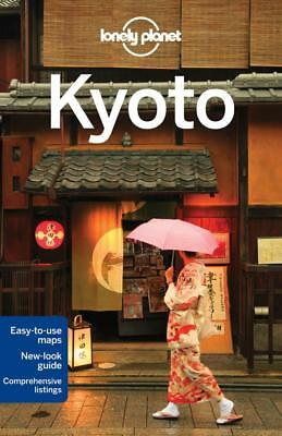 NEW Kyoto By Lonely Planet Travel Guide Paperback Free Shipping