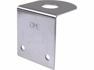 Gme Universal L Bracket Mount 1.5Mm  S/s Suit Uhf Antenna