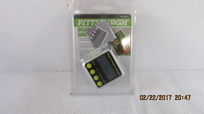 Pittsburg  Digital Angle Gauge  Item #95998