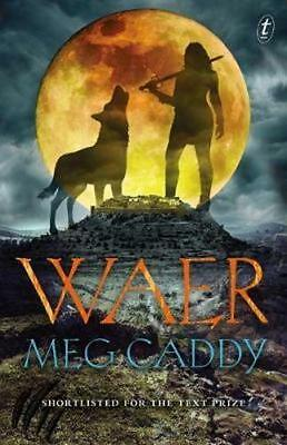NEW Waer By Meg Caddy Paperback Free Shipping