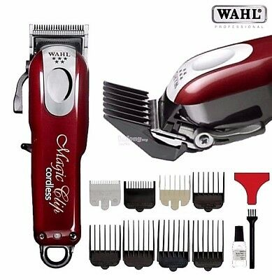 Wahl Professional 5-Star #8148 Cordless Magic Shaver Trimmer barbers New Clipper