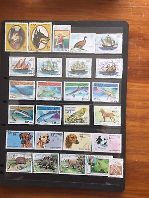26 Stamps From Republican Of Saharaui