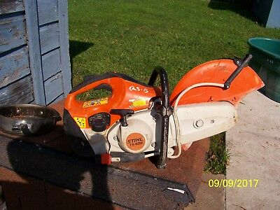 Stihl Ts420 Gas Concrete Cut-Off Saw