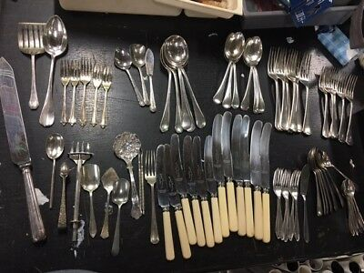 Mixed Lot of Vintage Cutlery
