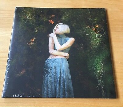 """AURORA 6 Track 10"""" Vinyl EP 'Running With The Wolves' NEW & SEALED"""
