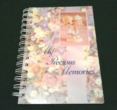 "Precious Moments ""my Precious Moments"" Spiral Bound Keepsake Photo Book"