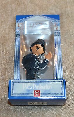 Ban Dai 'collectable Character' Figure 'pc Pinkerton' - 1988 New In Original Box