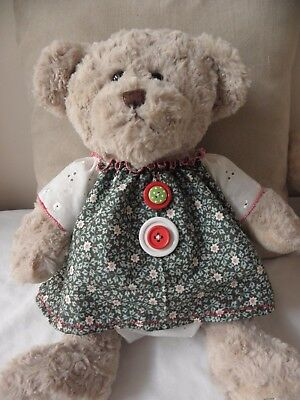 Dress & knickers to fit Pumpkin Patch teddy girls 15 inch Build a bear clothes