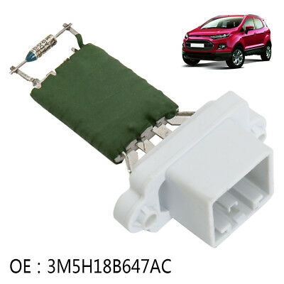 New Heater Blower Motor Fan Resistor For Ford Focus Galaxy S Max Fiesta Mondeo