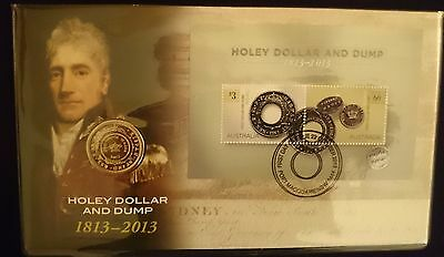 2013 (23) Pnc: Holey Dollar And The Dump With Great $1 Gem Bu Coin