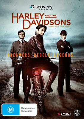 Harley and the Davidsons: Series 1 = NEW DVD R4