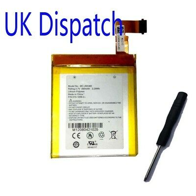 New Replacement Battery for Amazon Kindle 4 D01100 515-1058-01 MC-265360 3.7V UK