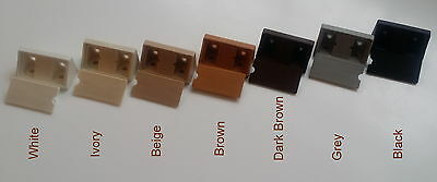Modesty Block Kitchen Cabinet Cupboard Fixing Joint Connector Blocks