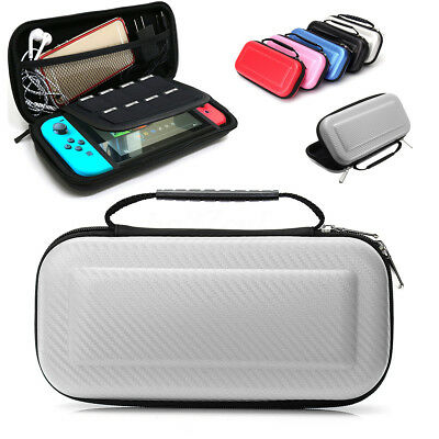 EVA Protective Hard Case Storage Shell Holder Pouch For Nintendo Switch Console