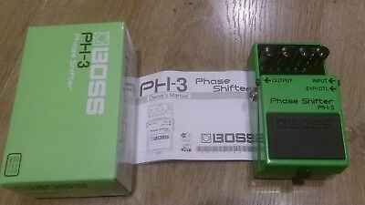 Boss PH-3 Phase Shifter Effect Pedal PH3