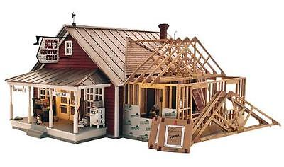 "Woodland Scenics 5845 O Fertigmodell ""Country Store Expansion"""