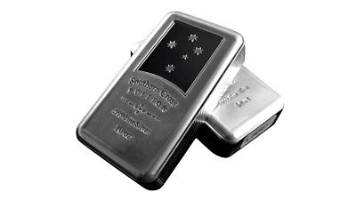 Southern Cross Silver 10 oz Bullion Bar