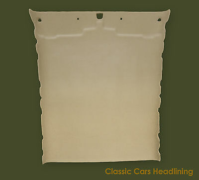 Headliner for Jaguar XJ6/12 Series III 1981 to 1992 in Grey or Oatmeal