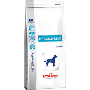 Royal Canin Hypoallergenic Cane