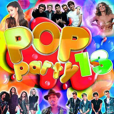 Various Artists - Pop Party 13 (2xCD) Feat Jessie J , One Direction , Sigma