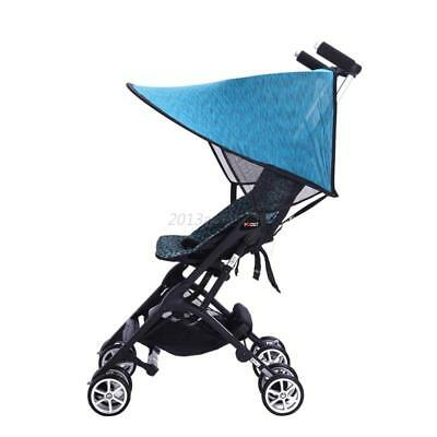 Kids Baby Stroller Anti-UV Sun-Shading Cover sunshade Sun Protection Carriage US