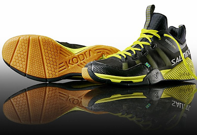 *NEW* Salming Kobra Mid. Available in Sizes 8-13 *Custom Squash
