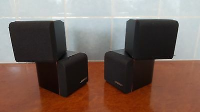 """Bose Redline Double Cube Speaker x2 """"Genuine Made by Bose"""""""
