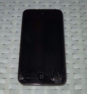 Apple iPod Touch 16GB 4th Generation - Black - Gen - ede
