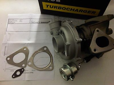 Land Rover Discovery 2 2.5 Td5 Diesel 1998-2006 Nuovo Turbo Turbocompressore