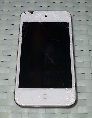Apple iPod Touch 4th Generation 16GB - White 16 gb - Gen - ede