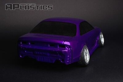 NEW APlastics RC Drift car body parts 1:10 Nissan Silvia S14 Rear underbumper