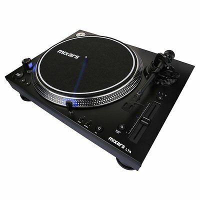 Mixars LTA High Torque Direct Drive Turntable with Straight-Arm REFURB!