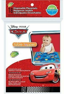 Neat Solutions 18 Count Disney Cars Table Topper by Disney