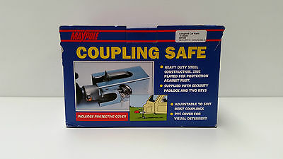 Maypole Security Anti-Theft Coupling Safe
