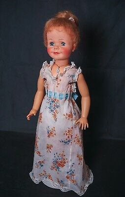 "1961 Ideal 30"" Miss Ideal/Terry Twist Playpal Friend Rare Hair Style"