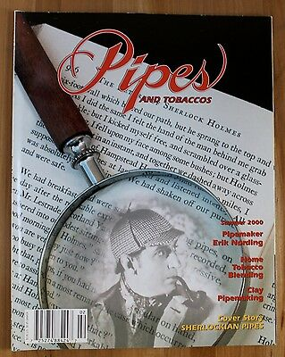 Pipes and Tobaccos Magazine - Summer 2000