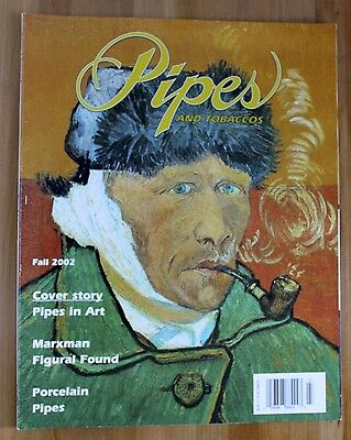 Pipes and Tobaccos Magazine - Fall 2002