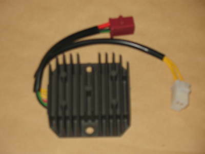 Honda CX500 Regulator/Rectifier 6 wire