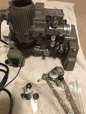 Bell & Howell 384 Filmosound 16mm Film Projector Vintage Rare Parts